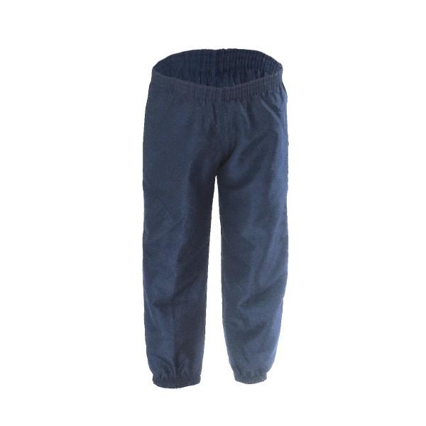 Calça de Tactel - Sem Forro Azul Marinho